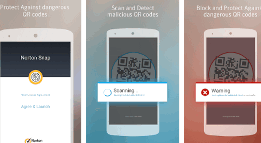 Most Popular QR Code/Barcode Scanner Apps for Android