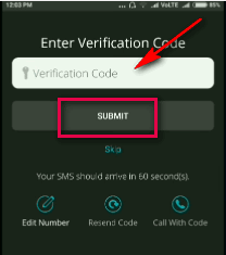 How to Install WhatsApp without Sim Number - Mobile Number