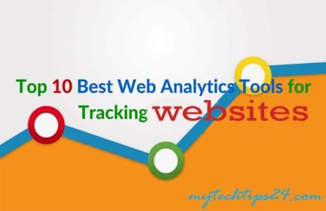 Top 10 Best Web Analytics Tools 2021
