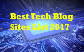 100+ Best Tech Blog Sites List 2021