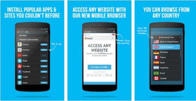Android VPN Apps Free Download