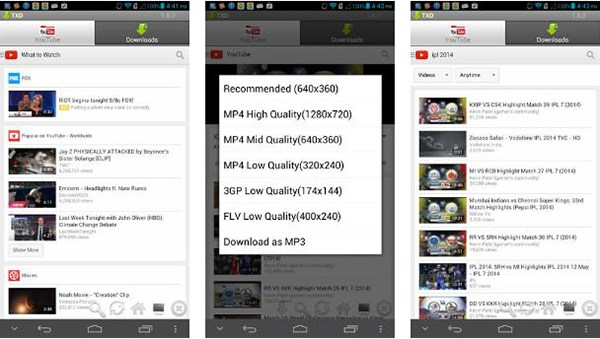 Best YouTube Video Downloader Apps for Android 2018