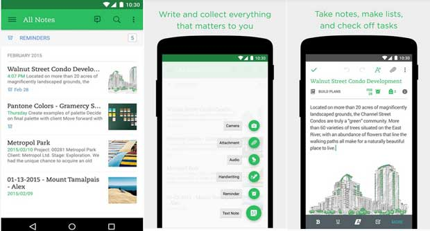 Best Notepad App for Android Smartphone