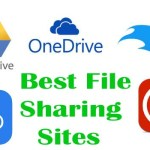 Best Free File Sharing Sites 2018