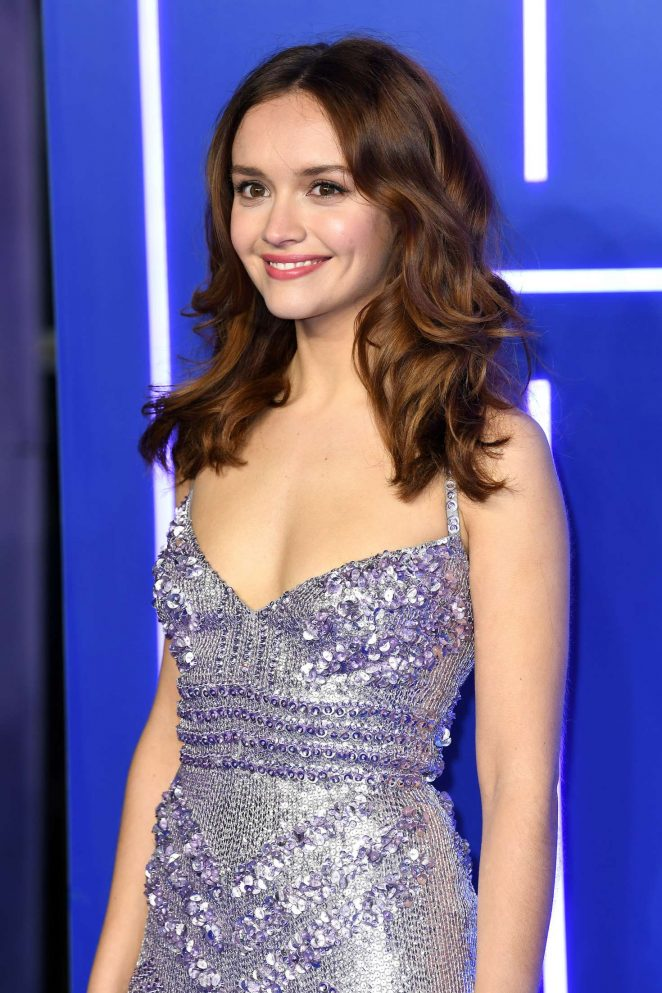 Olivia Cooke – 'Ready Player One' Premiere in London