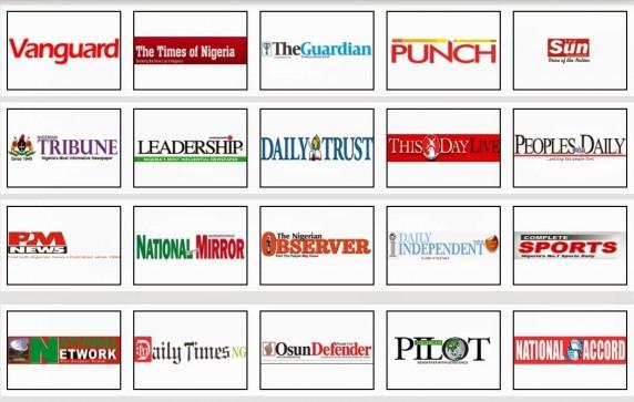 Top Nigerian Newspapers Online for Readers