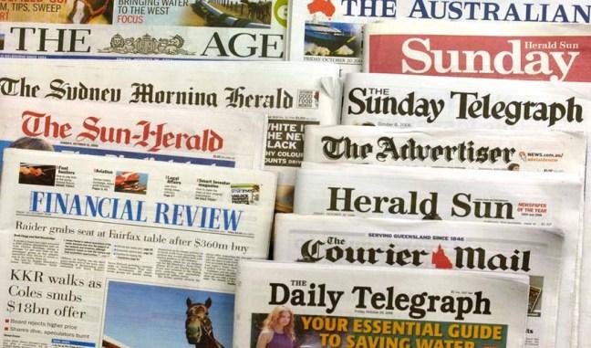 Australian Newspaper Online for Readers
