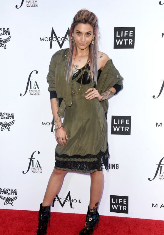 Paris Jackson – The Daily Front Row Fashion Awards in LA
