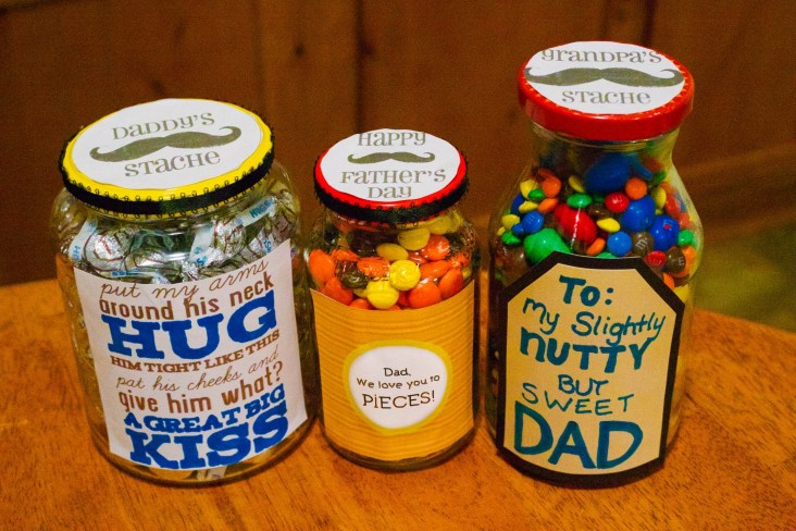 Happy Fathers day wishes by Canday Jar