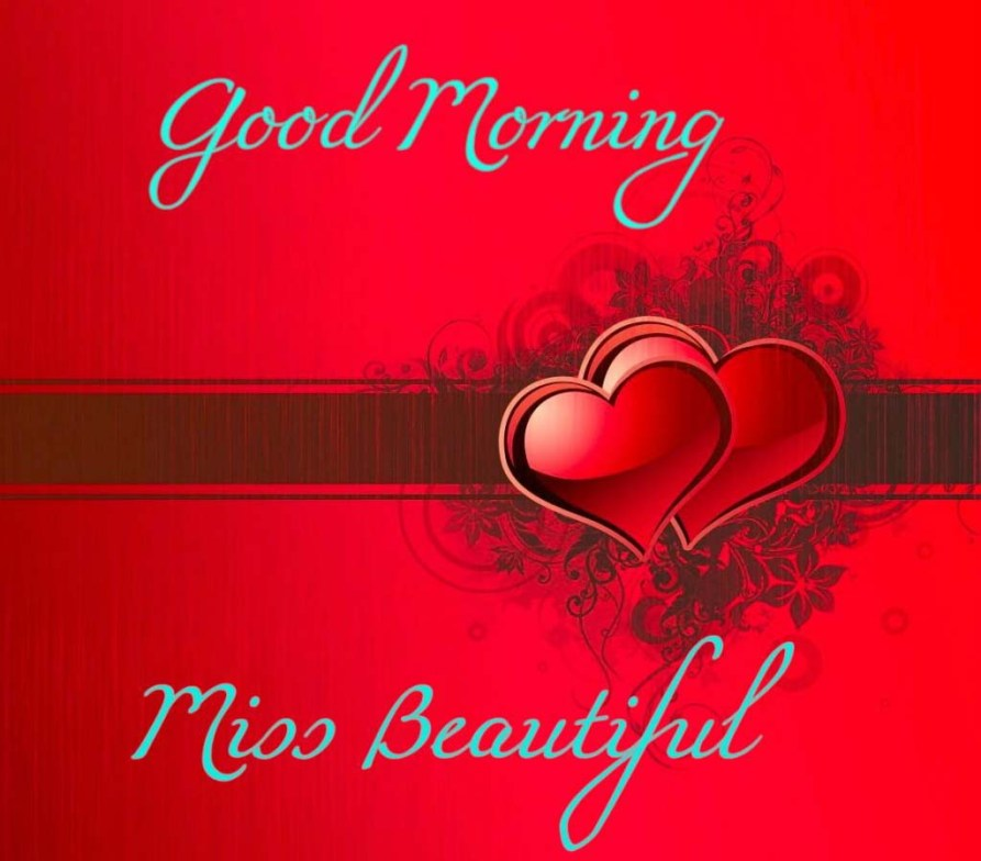 Every Girl Wants A Good Morning Beautiful Text When She: Good Morning Wishes To The Most Beautiful Girl In The World