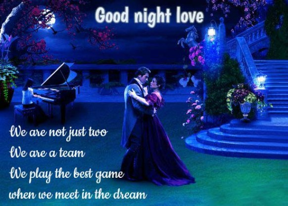 Good Night Love Wishes Picture