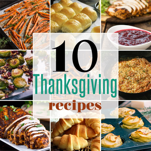 Happy Thanksgiving Day Dinner Recipes Ideas 2019 - Pictures, Images