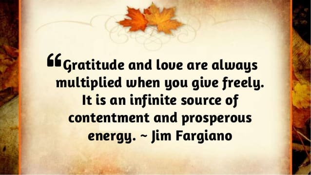 Happy Thanksgiving 2018 Quotes, Thanksgiving Day Saying