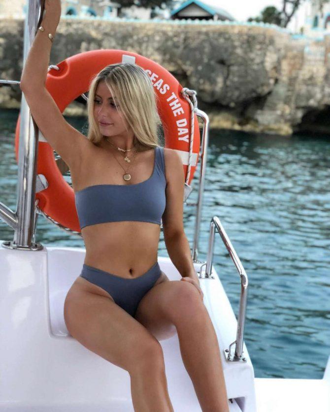 Beatrice Bouchard - Social Media Pics - Bikini Dresses