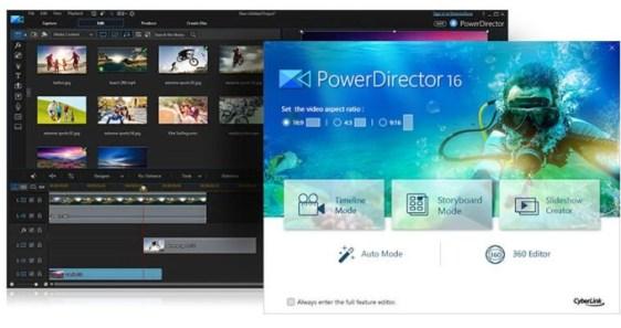 CyberLink PowerDirector License Key for Free