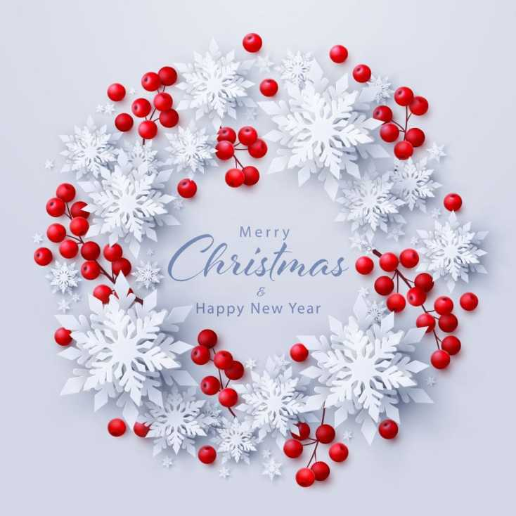 Merry Christmas Wishes 2019 Images for Friends and Family