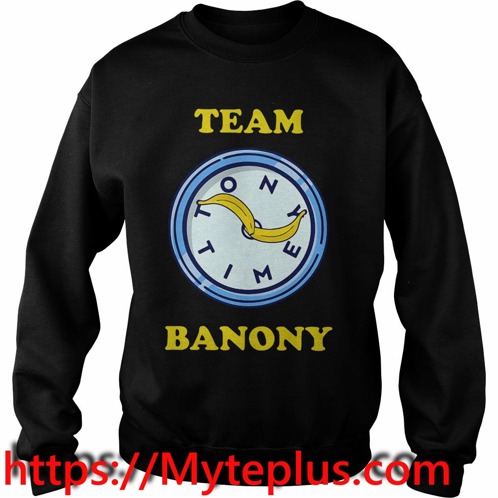 Team Banony Sweater
