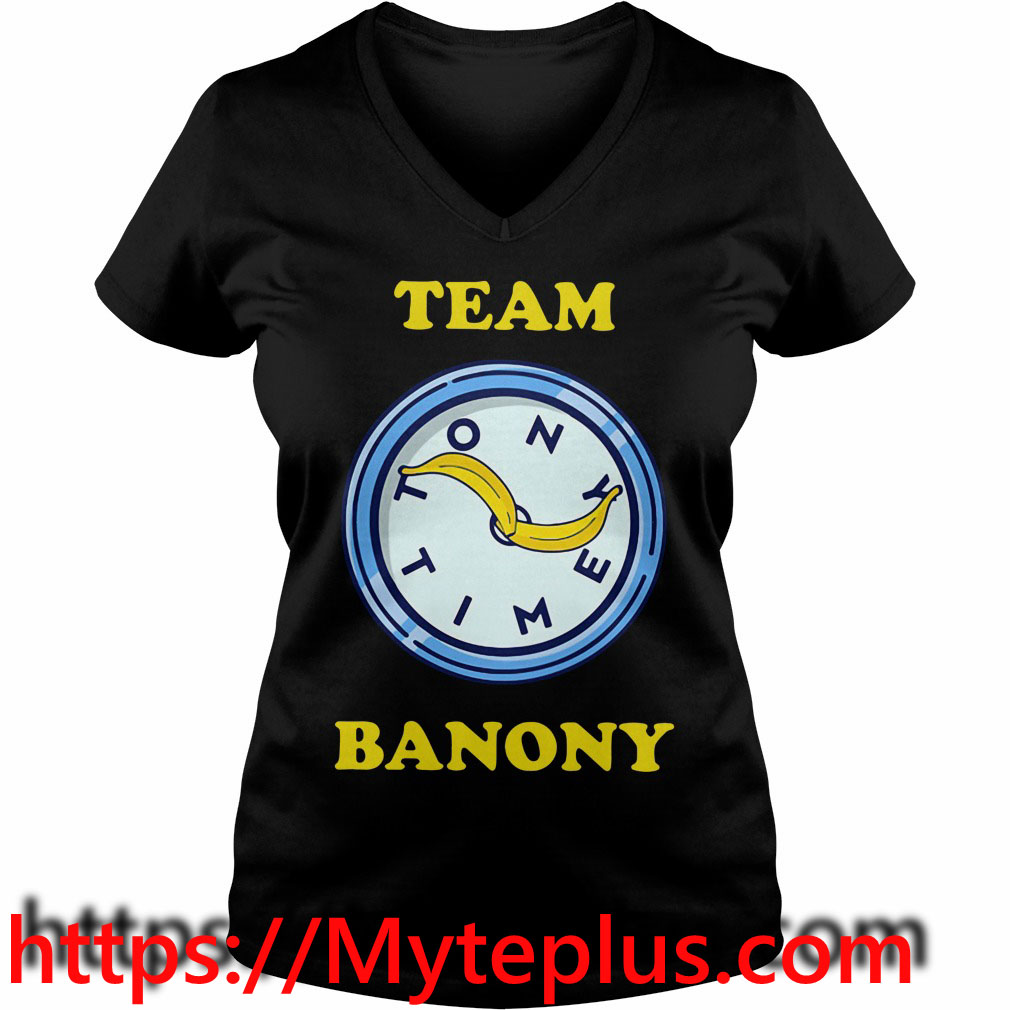 Team Banony V-neck