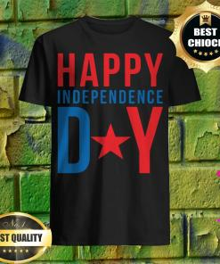 4th of July - Happy Independence day shirt