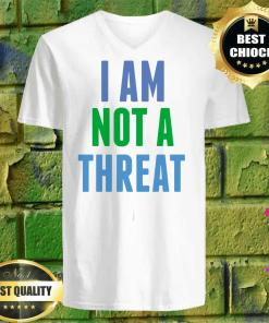 I am not a Threat - Justice for George Tapestry v neck