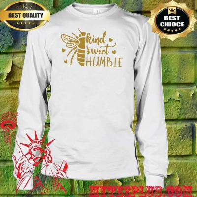 Bee Kind Sweet and Bumble men's long