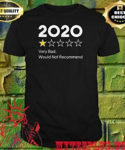 2020-one-star-very-bad-would-not-recommend-2020-funny-gift-t-shirt