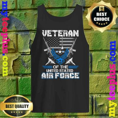 Veteran Of The United States Us Air Force tank top