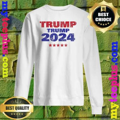 Trump Trump 2024 Don Jr and Eric Trump for President GOP Sweatshirt