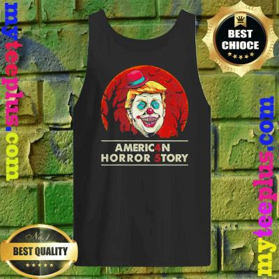Donald Trump American Horror Story Halloween tank top