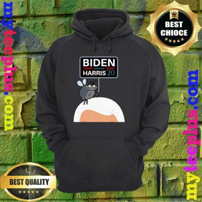 Funny Debate Fly on Mike Pence's Head for Biden Harris 2020 hoodie