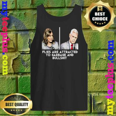 Funny Debates Mike Pence Fly Tank top