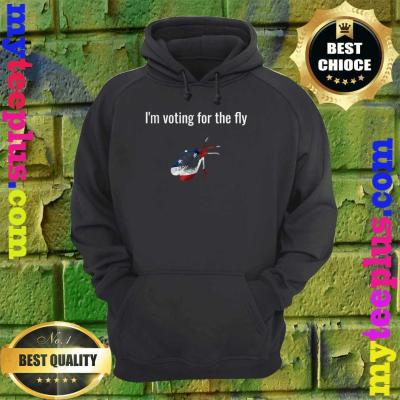 I'm Voting for the Fly 2020 Vice Presidential Debate Pence hoodie