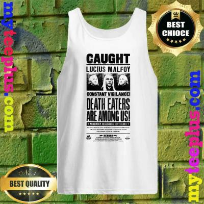 Kids Harry Potter Lucius Malfoy Caught Poster Tank top