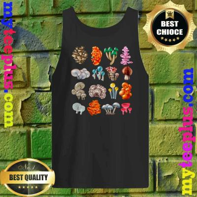 Psychedelic Art Mushrooms Halloween Party Costume Trip Tee Tank top