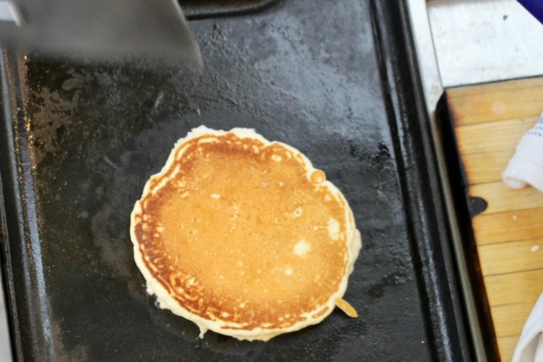 pancake, comfort food