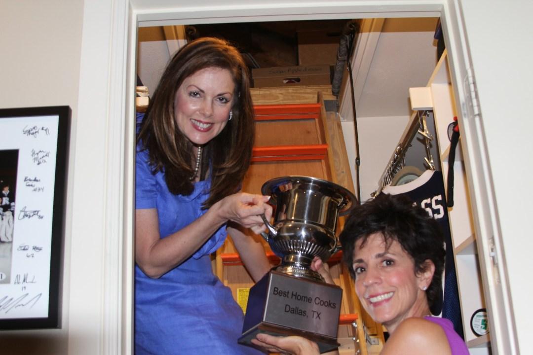 Bobby Flay's Trophy