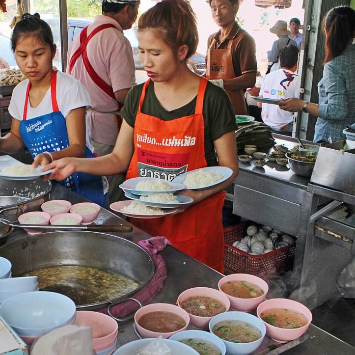 Kao Mun Gai is real Thai Food