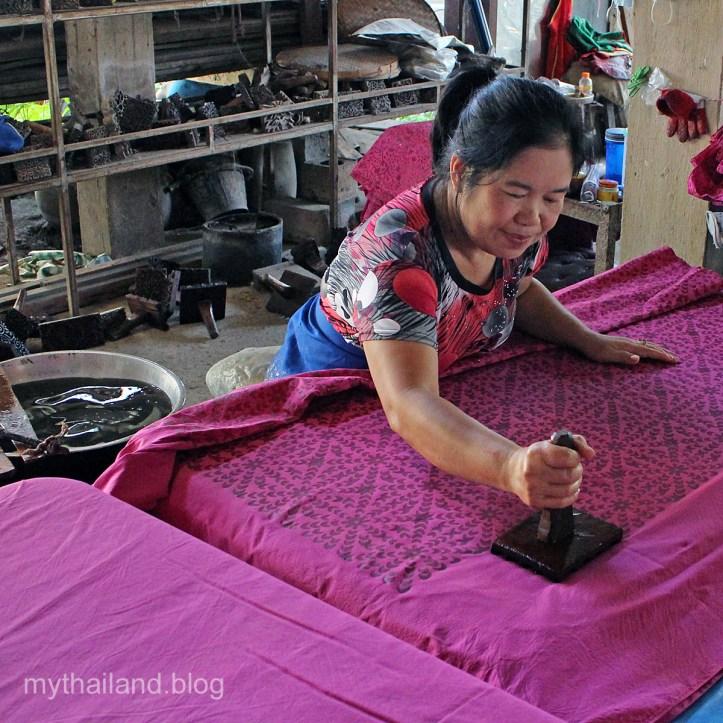 Thai Batik