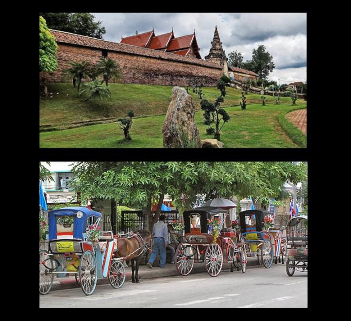Lampang, Thailad