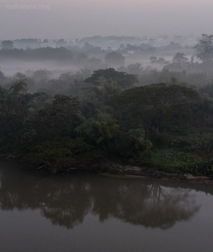 Kok River in Chiang Rai