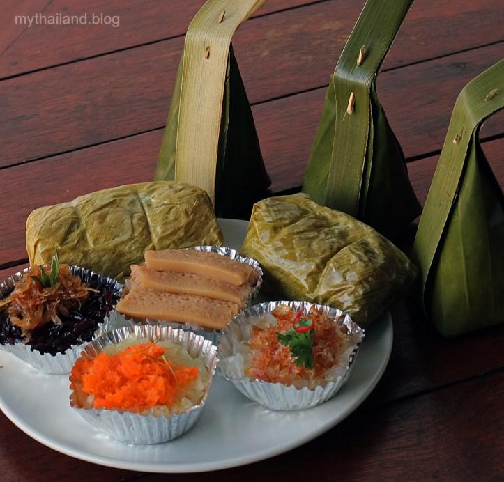Northern Thai Food Desserts