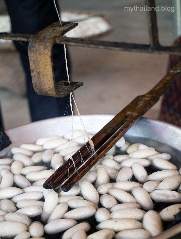 Reeling Thai Silk