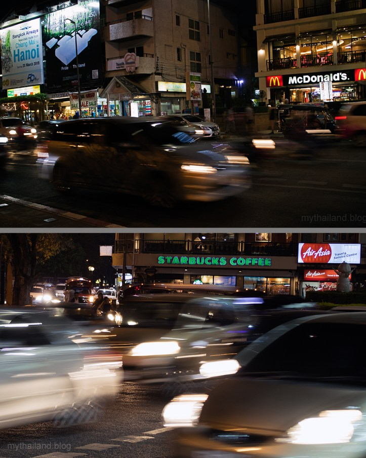 Chiang Mai Traffic