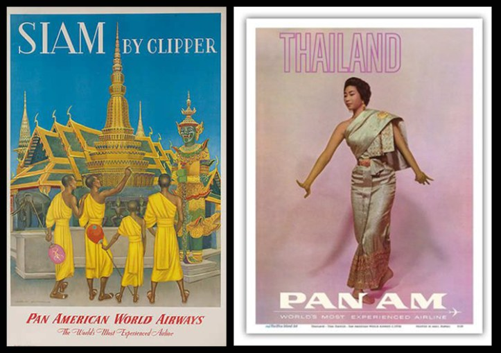 Pan Am Travel Posters