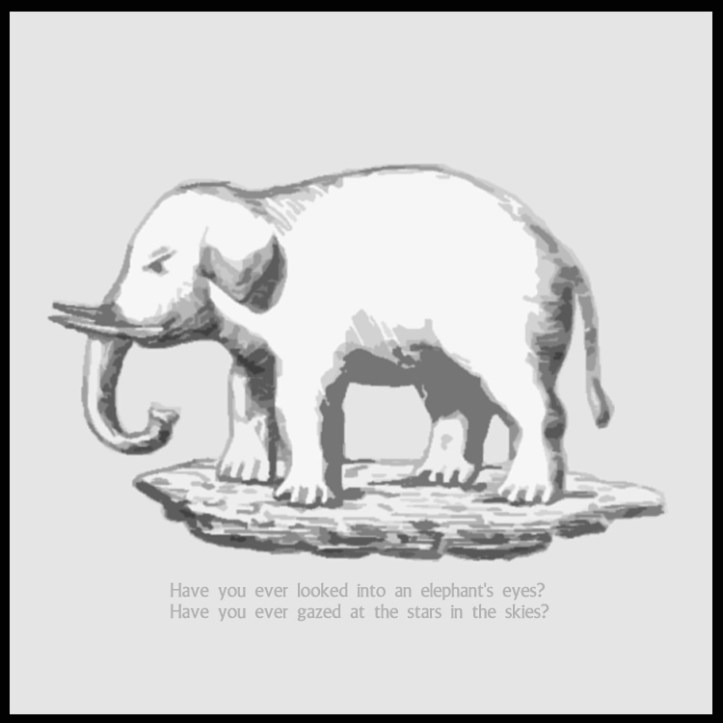 The Elephants of Old Siam: A Children's Poem