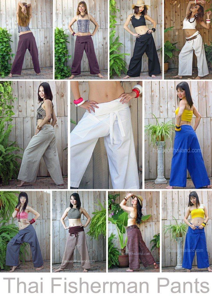 Thai Fisherman Pant Assortment