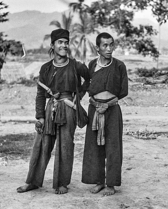 Early Thai Fisherman Pants