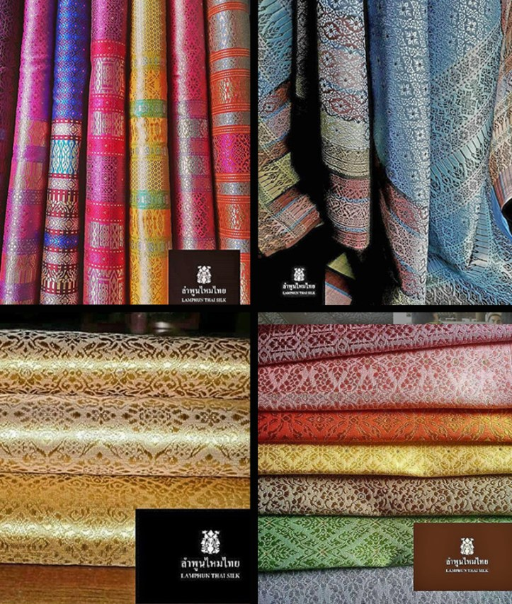 Lamphun Thai Silk Shop