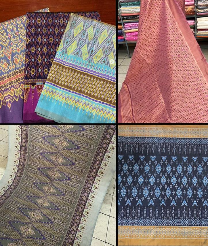 Thai silk Nannipa Silk Store