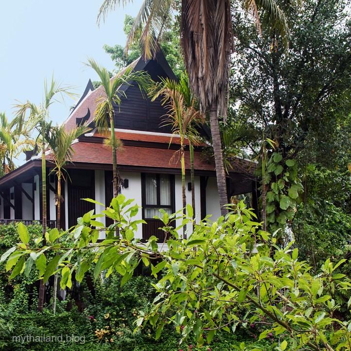 The Legenda Sukhothai Hotel. Recommended
